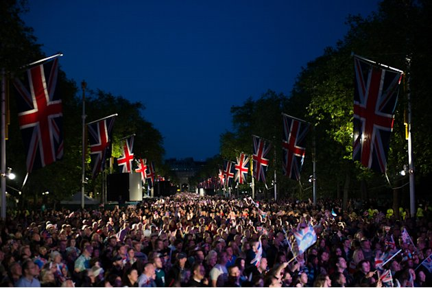 Diamond Jubilee - Buckingham Palace Concert