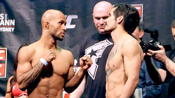 UFC on FX 3 Weigh-in Results; Flyweights Top Card