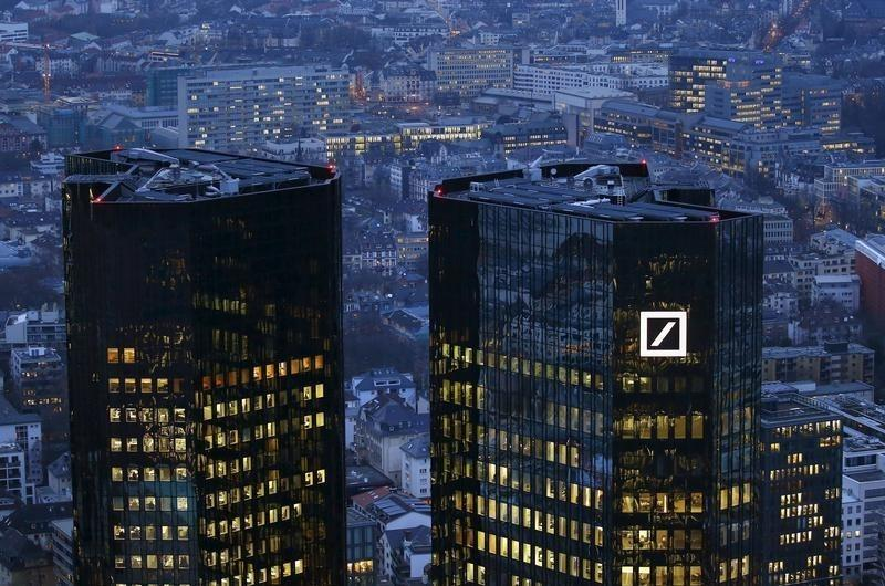 Russia central bank says alerted Deutsche Bank to suspicious trades from 2014