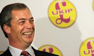 UKIP &#39;Now The UK&#39;s Third Largest Party&#39;