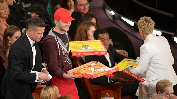 Oscar pizza delivery man gets $1,000 tip