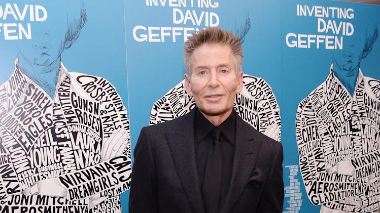 """Inventing David Geffen"" New York Premiere"