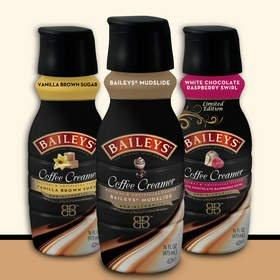 BAILEYS(R) Coffee Creamers Launches Three New Premium Flavors