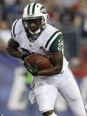 Powell is humble, quiet and Jets' top running back