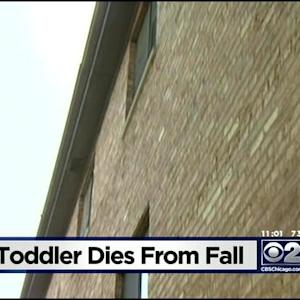 Toddler Dies One Day After Three-Story Fall