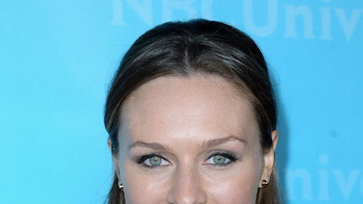 "Michaela McManus (""Awake"") attends the 2012 NBC Universal Winter TCA All-Star Party at The Athenaeum on January 6, 2012 in Pasadena, California."