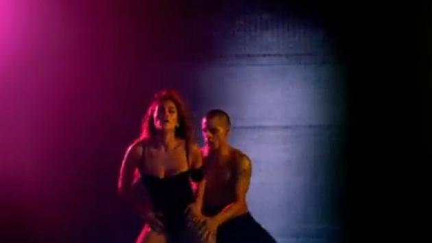 Jennifer Lopez and Casper Smart in 'Dance Again' -- Sony Music