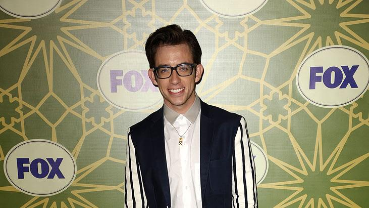 "Kevin McHale (""Glee"") attends the 2012 Fox Winter TCA All-Star Party at Castle Green on January 8, 2012 in Pasadena, California."