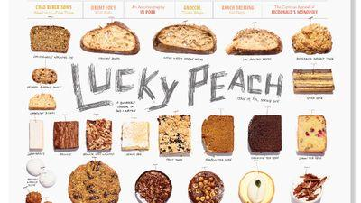 Here's the Cover of Lucky Peach #14: Obsession