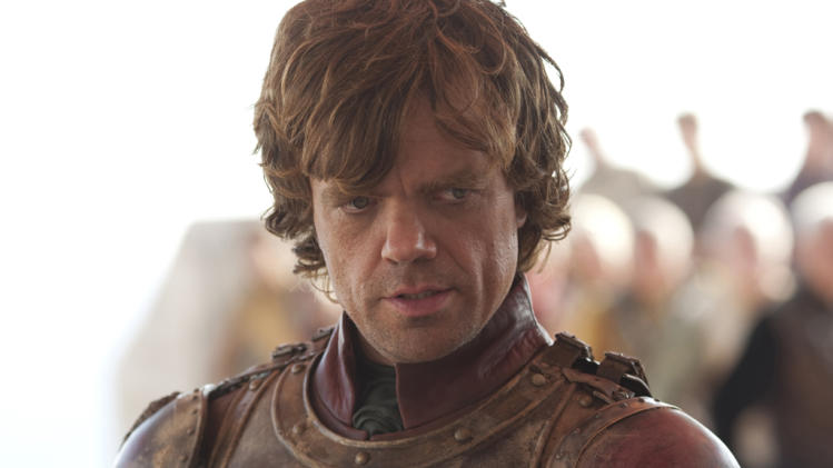 "Peter Dinklage stars as Tyrion Lannister in ""Game of Thrones."""