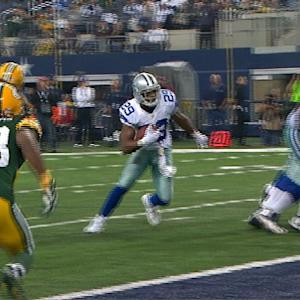 Dallas Cowboys running back DeMarco Murray 1-yard TD run
