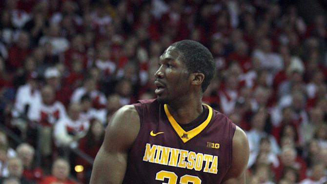 NCAA Basketball: Minnesota at Wisconsin