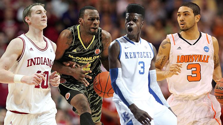 Pat Forde's 25 most intriguing college basketball players of 2012-2013