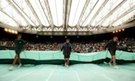 Wet Wimbeldon On The Cards As Rain Persists
