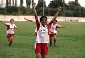 Parminder Nagra in Fox Searchlight's Bend It Like Beckham