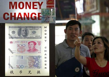 China official blames Fed for global market rout, not yuan