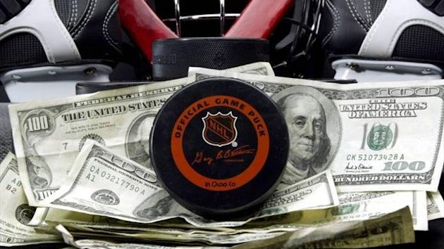 As always, the NHL lockout is about money