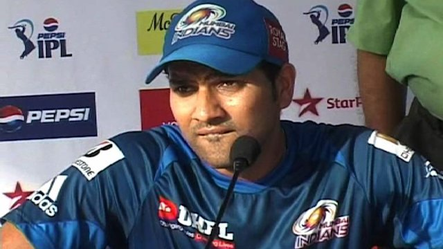Mumbai Indians pre-match press conference