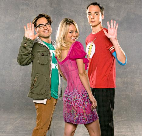 Big Bang Theory's Kaley Cuoco, Johnny Galecki, Jim Parsons Seeking Huge Raises: Report