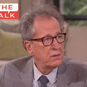 The Talk - Geoffrey Rush on 'The Book Thief'