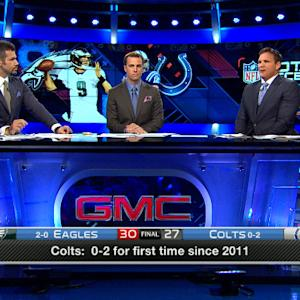 Are the 0-2 Colts in trouble?