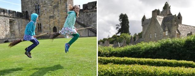 Family's ultimate tour of Harry Potter's England