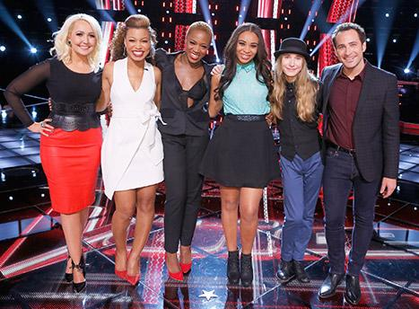 The Voice Season 8 Semifinalists Revealed! Who Made the Top 5 and Who Went Home?