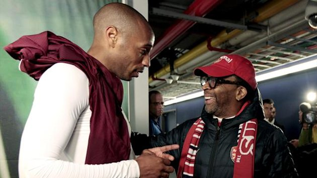 Thierry Henry Spike lee