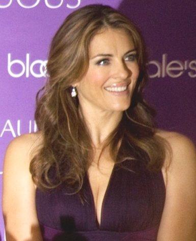 Elizabeth Hurley is headed for marital bliss once again.