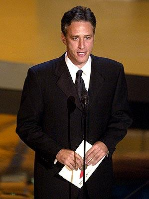 Jon Stewart Emmy Awards - 9/22/2002