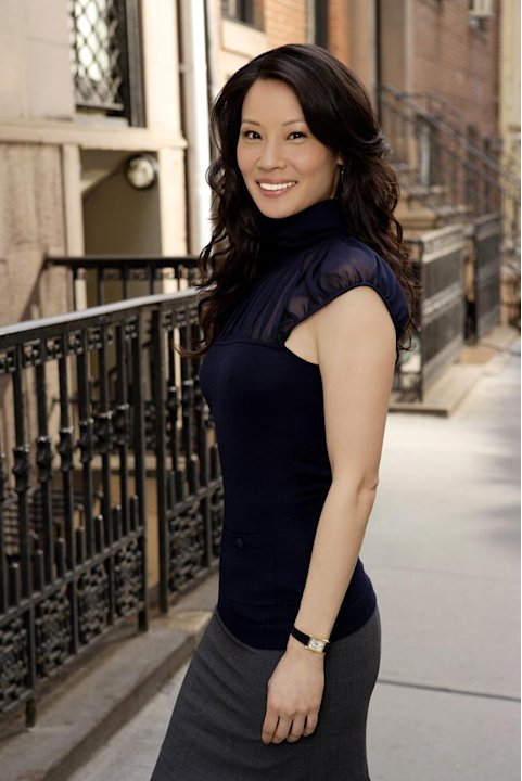 Lucy Liu stars as Mia in Cashmere Mafia.