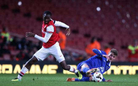Soccer - FA Youth Cup - Sixth Round - Arsenal v Everton - Emirates Stadium