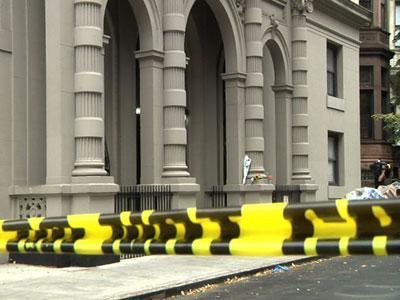 Nanny charged in NYC child stabbing deaths