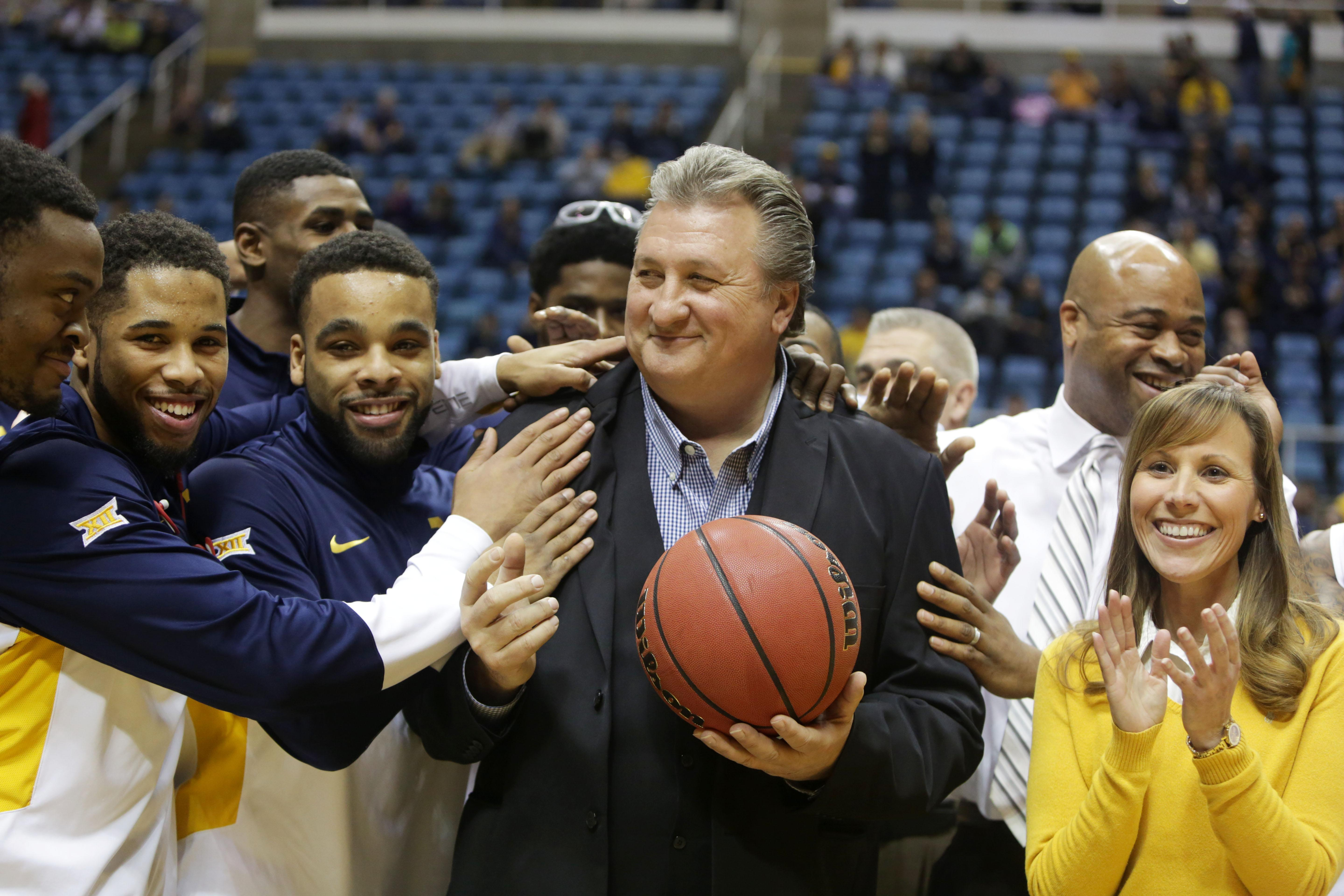 Staten leads No. 18 West Virginia over Wofford