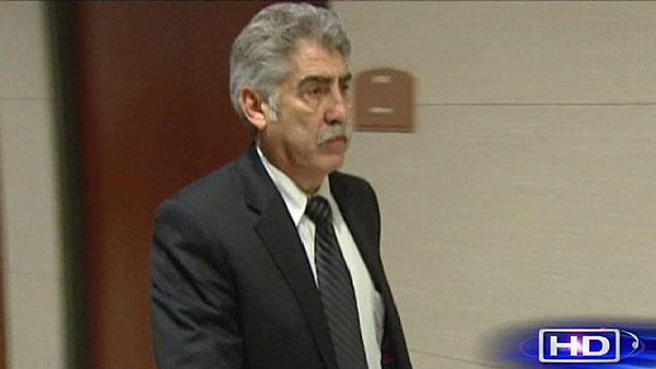 Constable Victor Trevino indicted by grand jury on 4  counts