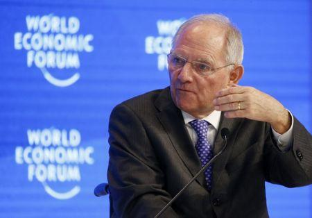 Germany's Schaeuble tells Britain to look to Swiss for Brexit ideas