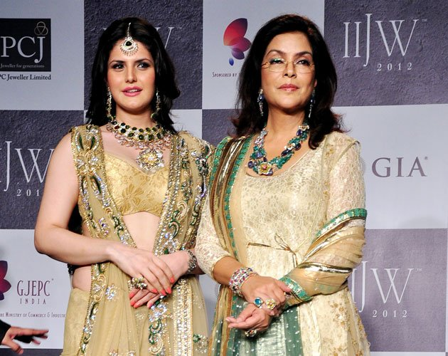 Spotlight: Zeenat Aman
