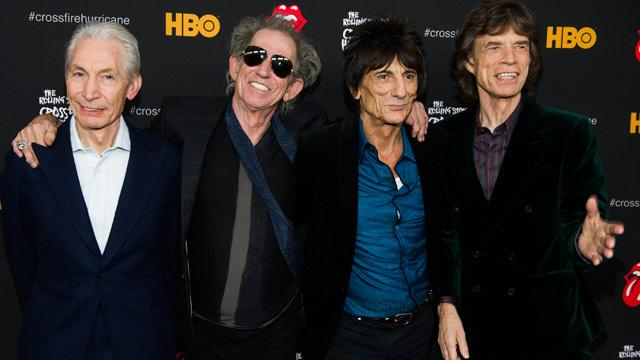 Stones Kick Off '50 and Counting' Tour