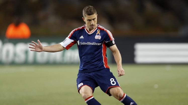 MLS: Philadelphia Union at New England Revolution