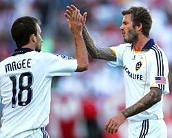 Beckham experiment to be extended?
