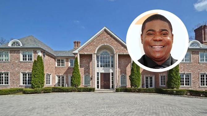 Tracy Morgan Gets Married, Nabs Lavish New Jersey Mansion
