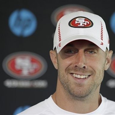 49ers open camp with sights set on Super Bowl The Associated Press Getty Images Getty Images