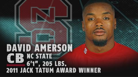 Best of NC State's David Amerson
