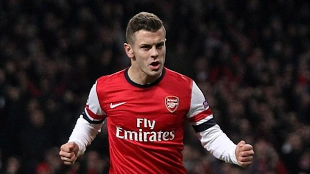 Jack Wilshere of Arsenal (PA Photos)