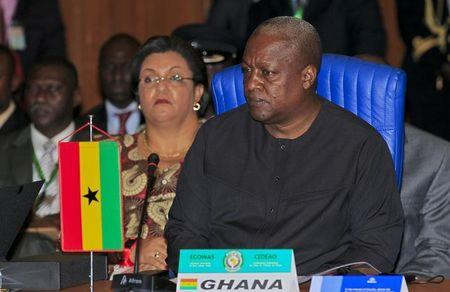 Ghana's Mahama urges workers not to jeopardise IMF deal