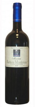 #66 90 Points Marchesi di Barolo Barbera del Monferrato  Maràia 2011 $12