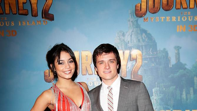 """""""Journey 2: The Mysterious Island"""" Sydney Premiere"""