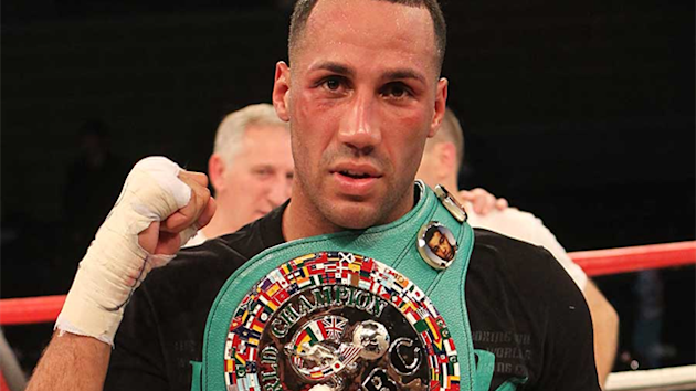 James DeGale (Hennessy press release)