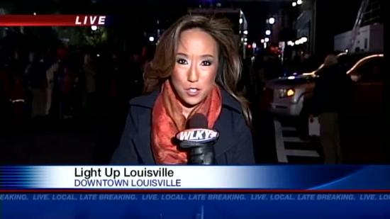 Countdown to holidays begins with Light Up Louisville