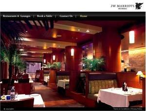 Luxury Hotels in Mumbai Reveal New Dining Website